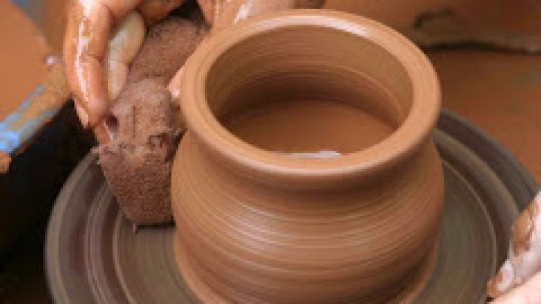 Moldova's potters conquering fame in international markets