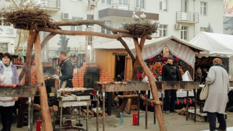 Orhei celebrated City Day with amusement zones, raffles and free food
