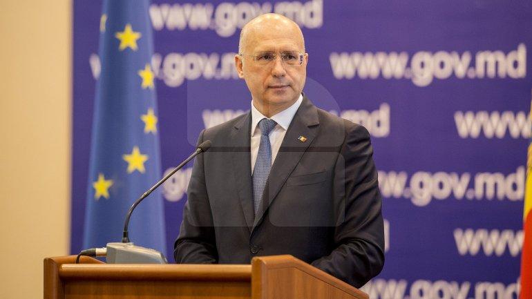 Pavel Filip urged EU send political signal against Russian propaganda - AFP reports