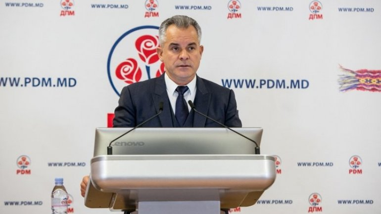 Vlad Plahotniuc requested members of PDM to forsake speeches in favor of listening to the people
