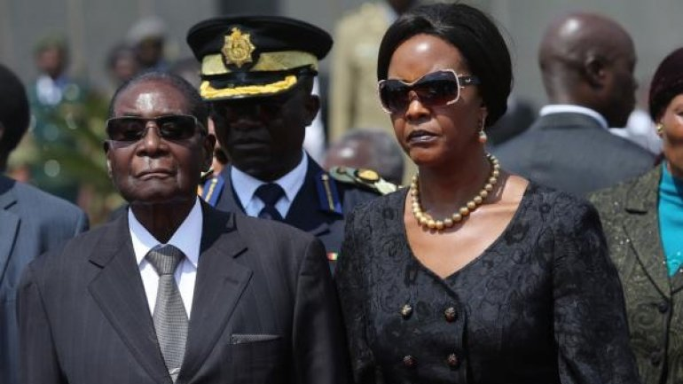 Zimbabwe President fired and replaced by deputy he sacked this month