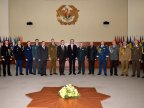 Defense Ministry hosted Annual Reunion of Accredited Military Attaché from Republic of Moldova