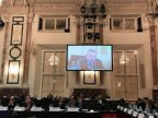 Foreign Affairs Minister reiterated withdrawal of Russian troops at Vienna OSCE Ministerial Council meeting