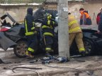 InfoTrafic: Three accidents registered this morning in Chisinau