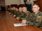 Moldovan Army's 7th Contingent returned home from KFOR Mission