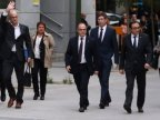 Six members of Catalan Government set free on bail