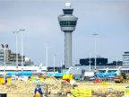 Knifeman shot and arrested at Amsterdam's Schiphol Airport