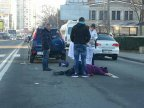 Woman 'flew into air' after got hit by car on Botanica crosswalk