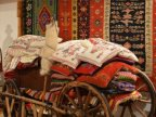 Carpet of Desire Fair exhibited the most beautiful carpets and weaving traditions