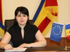 Cristina Lesnic, new Deputy Prime Minister for Reintegration