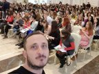 Moldova's best Pediatrician, Mihai Stratulat held seminar for new mothers, gathering over 500 participants