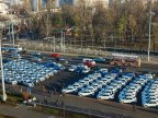 Customs Service received 97 new cars
