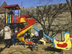Edelweiss gifted children from Tigheci village a new playground for holiday season
