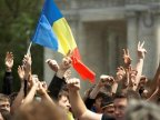 Union March in Chisinau center aimed to promote Union ideas with Romania
