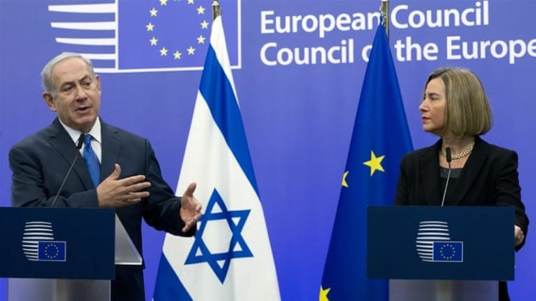 PM Netanyahu expects support from EU regarding recognition of Jerusalem as Israel's Capital