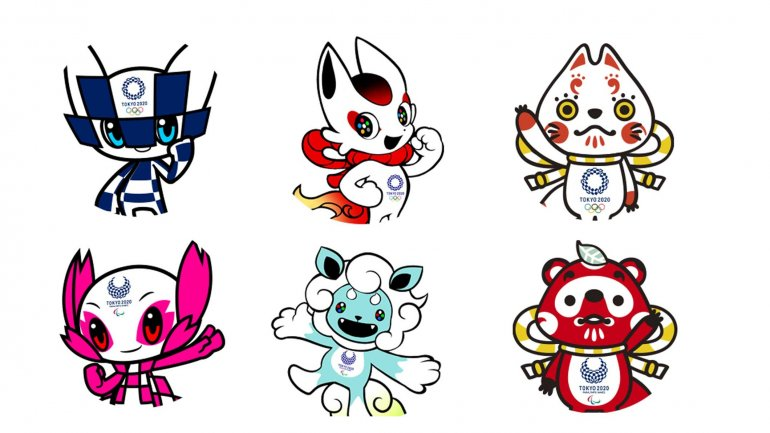 Children will chose Tokyo 2020 Olympic and Paralympic Games mascots