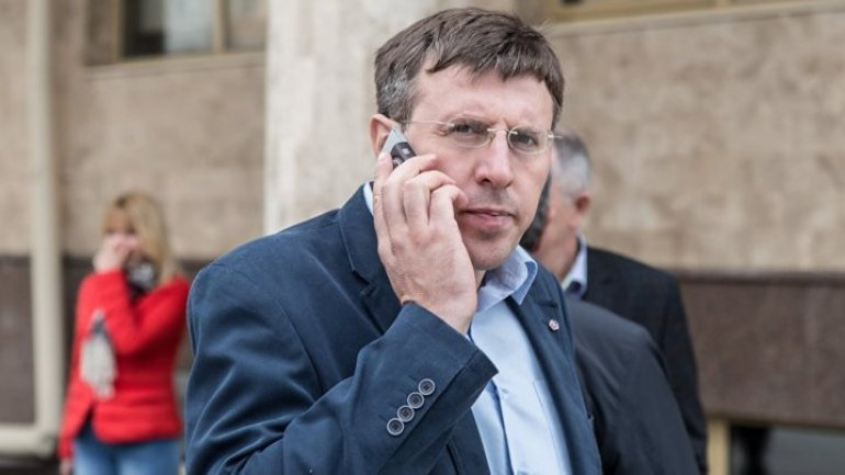 Court extended detention of ex-Mayor Dorin Chirtoacă