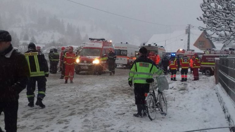 Ministry of Foreign Affairs taking actions regarding minibus accident from Romania