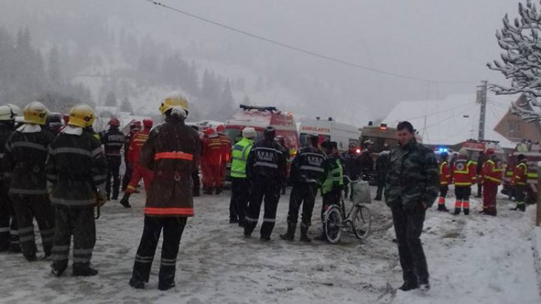 Minibus going Orhei - Praga overthrown in Harghita district: 2 dead and 7 injured (Photo)