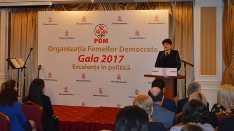 """Women from PDM had their work appreciated at first edition of """"Rose Gale - Excellency in Politics"""""""
