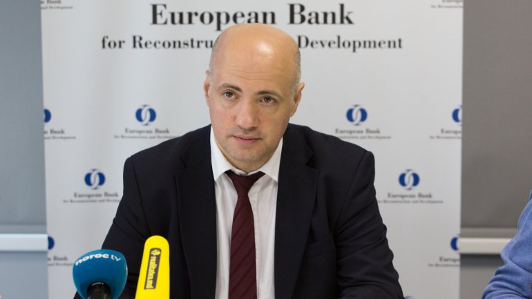 EBRD invested in Moldova record-breaking 130 mln euro in 2017