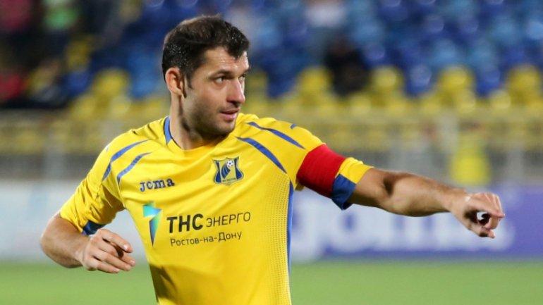 Alexandru Gaţcan named best Moldovan football player of 2017