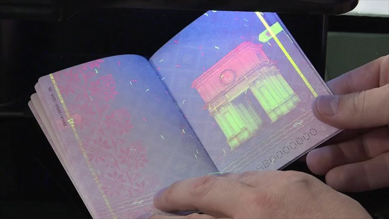 New biometric passports to launch in Moldova starting 2018