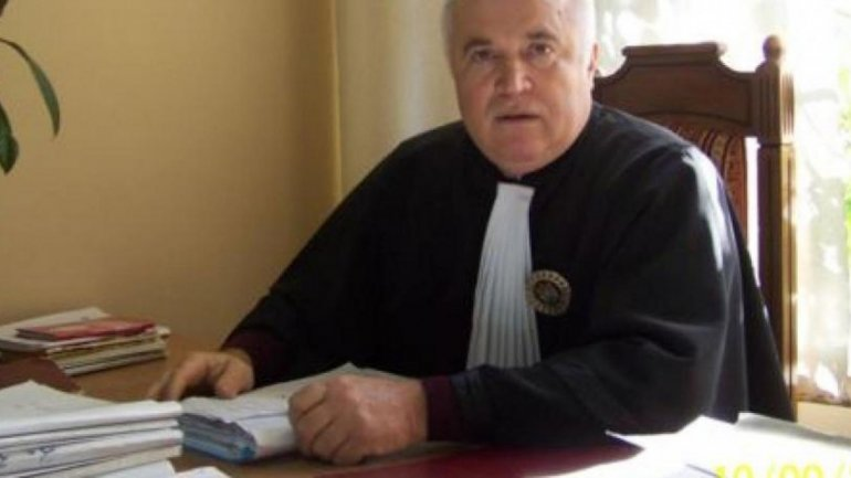 Chisinau Court of Appeal Judge suspended. Sergiu Arnăut is accused of corruption and influence peddling
