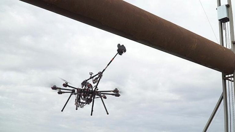 Innovation Radar Prize 2017 won by Drone that can inspect oil and gas pipelines, making job safer and cost-effective