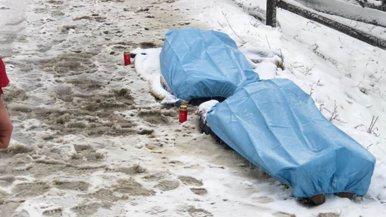 Lifeless bodies of two Moldovan victims from Harghita minibus accident will be taken home today