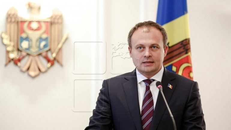 Andrian Candu congratulates Moldova's citizens on Christmas in new style