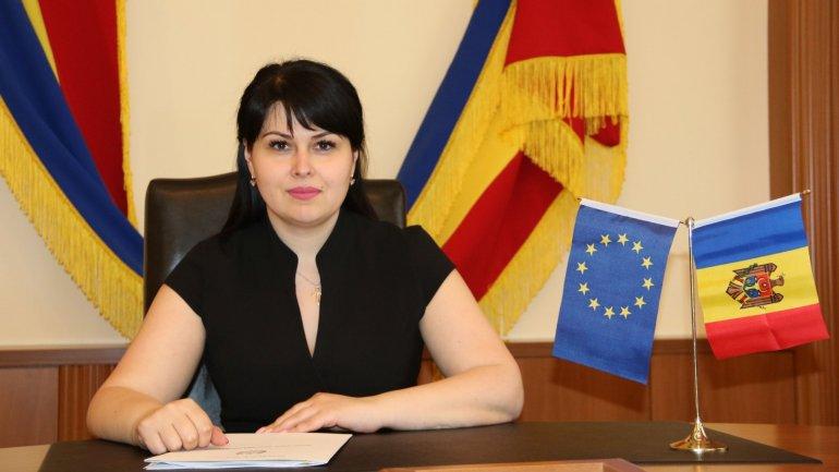 Cristina Lesnic, new Deputy Prime Minister for Reintegration