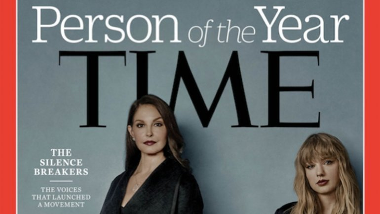 Time names sexual assault 'Silence Breakers' as Persons of The Year 2017