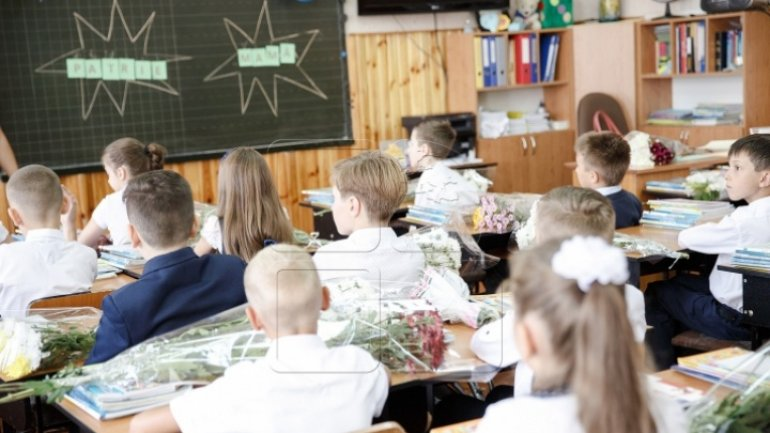 Moldova's 11 schools provided up-to-date study equipment