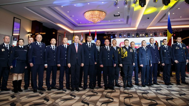 National Police marked yesterday its 27th anniversary