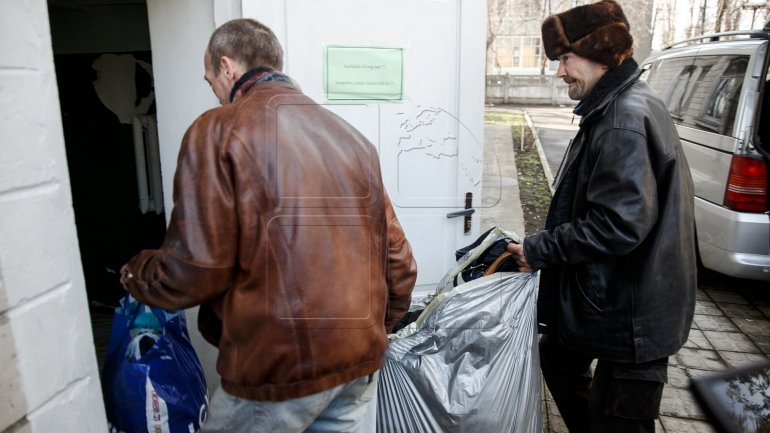 Cold weather forces vagrants to seek refuge in Capital's Homeless Shelter