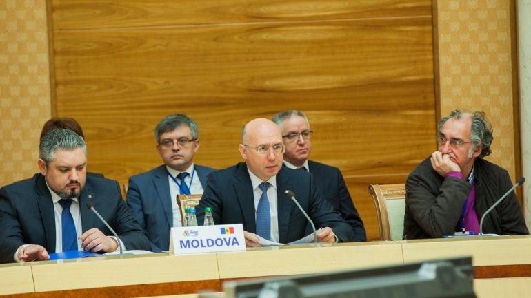 Pavel Filip: Cooperation within CEI and Republic of Moldova's European agenda are complementary
