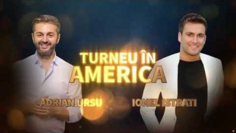 Moldovan music tour held in America with Adrian Ursu and Ionel Istrati