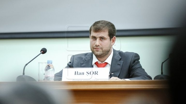 Ilan Șor thanked Maia Sandu for vote granting state guarantees at National Bank request