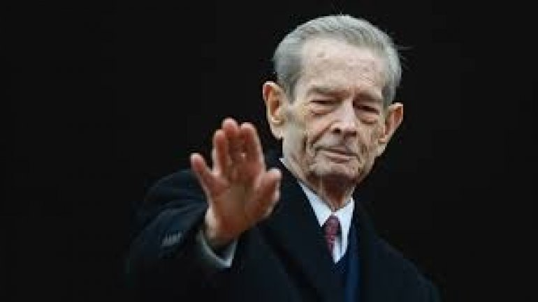 Romania's King Michael I who influenced second World War passed away at 96