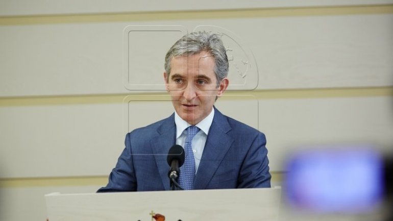 Iurie Leancă spoke of his 3-day visit to Romania. Main topics discussed by officials