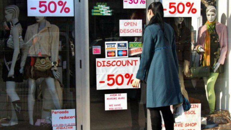 Winter sales begun in Capital. Shopping Malls cut down prices