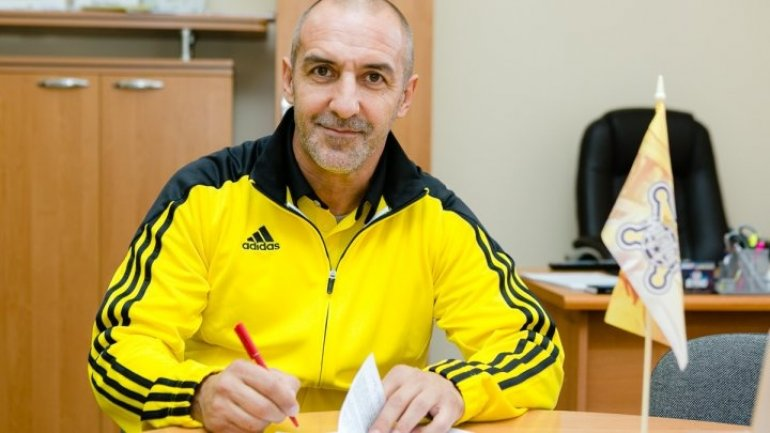 Roberto Bordin extended his contract with FC Sheriff Tiraspol