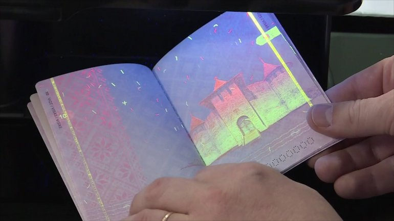 New biometric passports to launch in Moldova starting 2018
