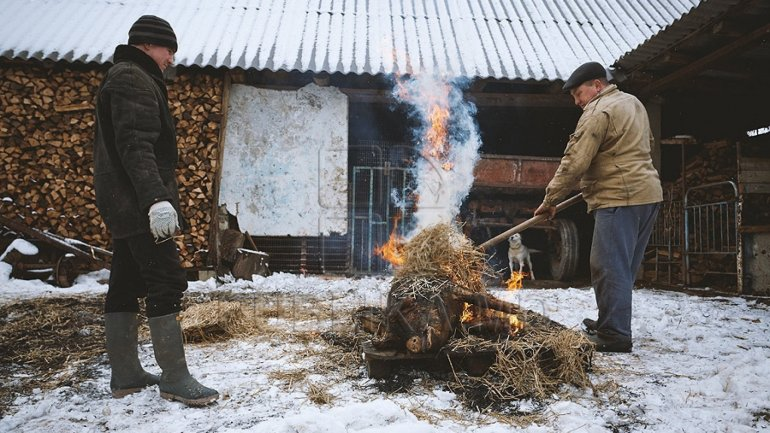 40 children from Rădeni gained the chance to experience the beauty of Christmas