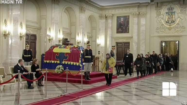 Last day to pay tribute to late King Michael I of Romania