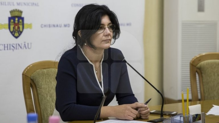 Silvia Radu requested for the Capital to become spotless by Easter