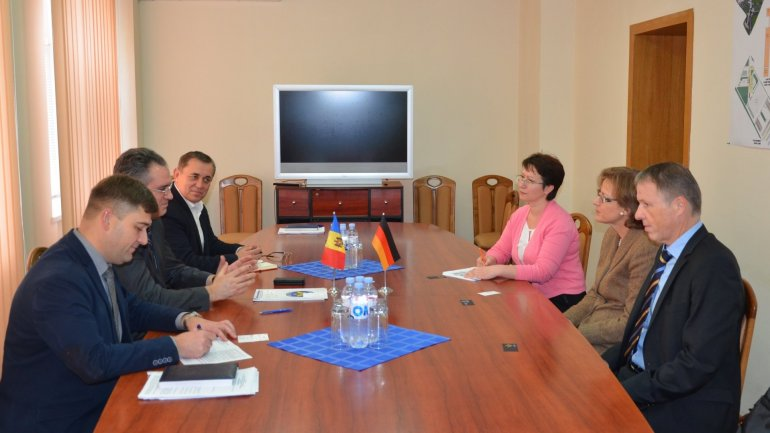 Vitalie Vrabie met with representatives from German Embassy to speak of bilateral cooperation