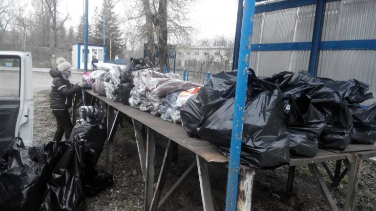 Goods worth over 230 000 lei from Ukraine confiscated by Customs Service