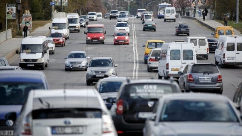 Waze app will appear in Moldova. Drivers will receive live updates about traffic congestion